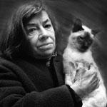 Patricia Highsmith. © Ricardo Martín