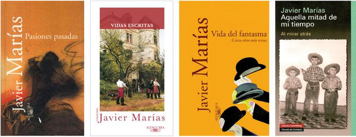 Artículos Javier Marías