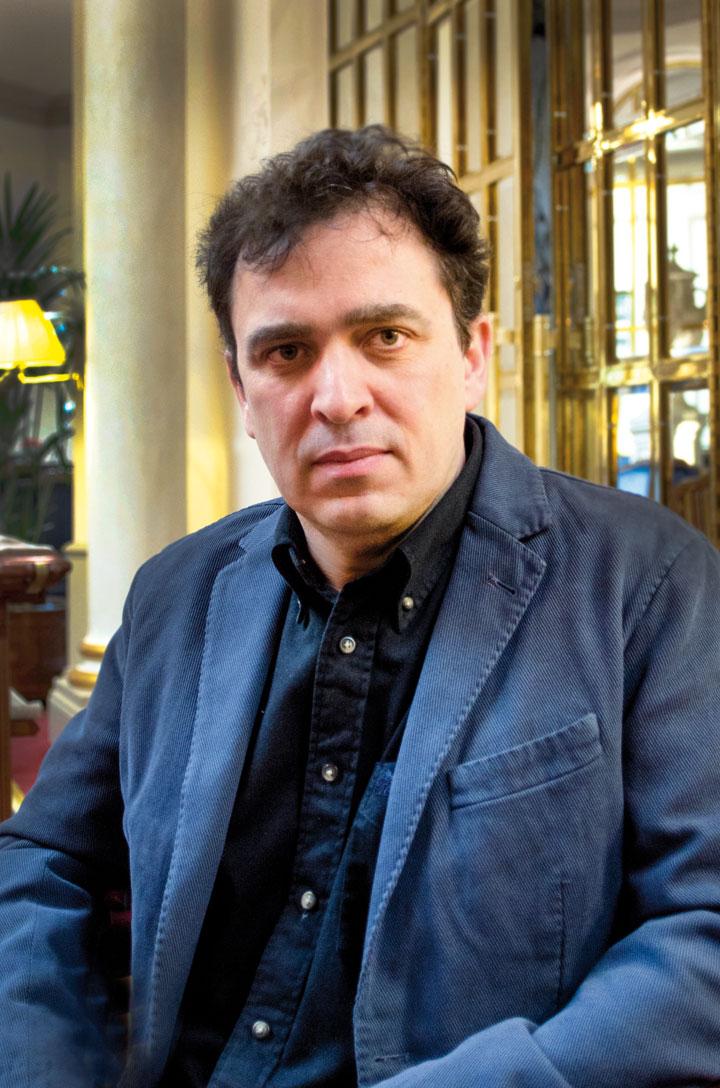 José C. Vales. © Ricardo Martín