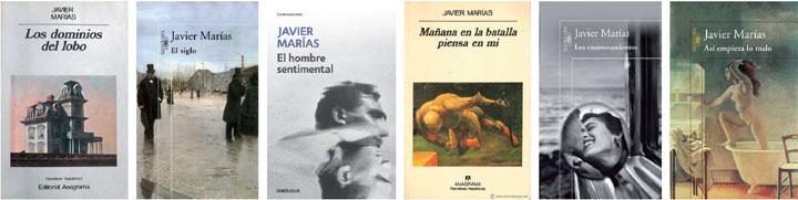 Narrativa Javier Marías