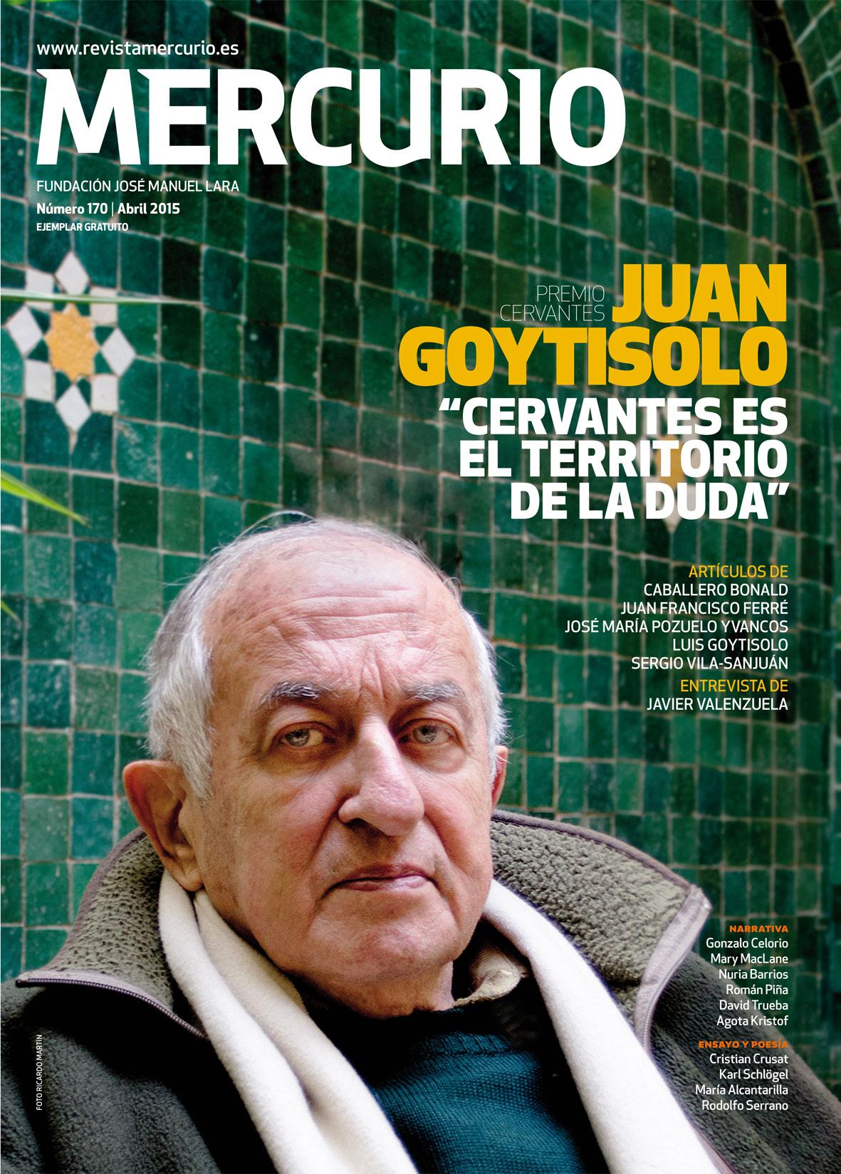 Mercurio 170. Abril 2015. Foto Ricardo Martín