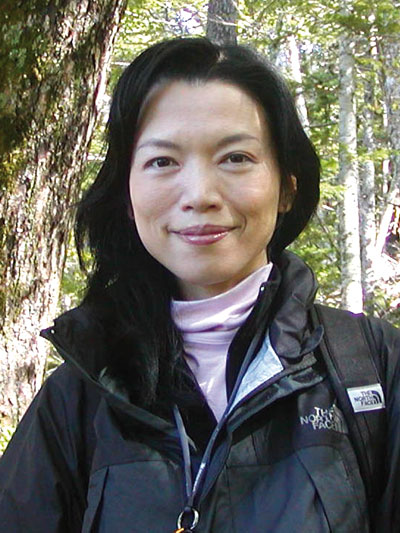 Kazumi Yumoto.