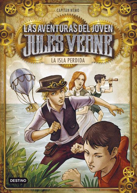 Las aventuras del joven Jules Verne