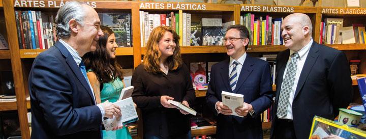 Premio La Caixa / Plataforma