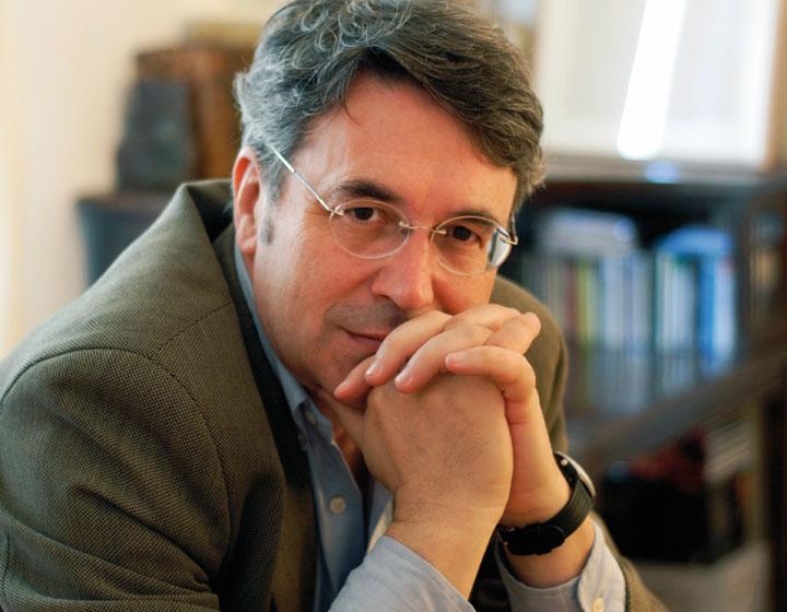 Andrés Trapiello. © Ricardo Martín