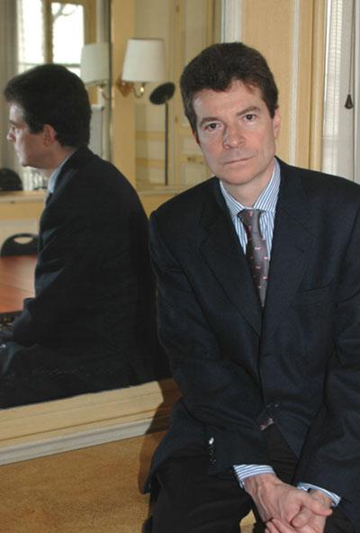 Antoine Compagnon. © C. Héline Gallimard