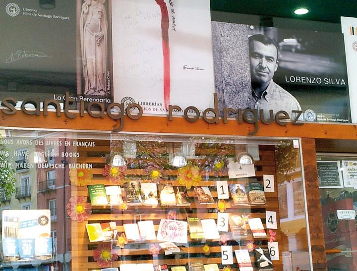 Librería Santiago Rodríguez