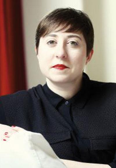 Elena Medel. © Claudio Álvarez