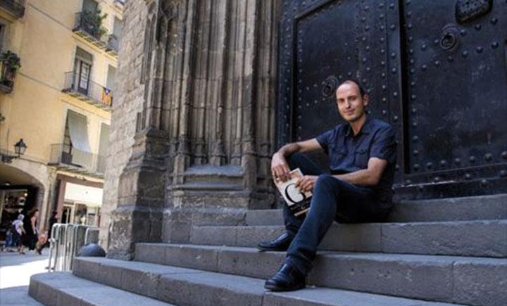 Daniel Sánchez Pardos. <strong>© Soloange Foret</strong>