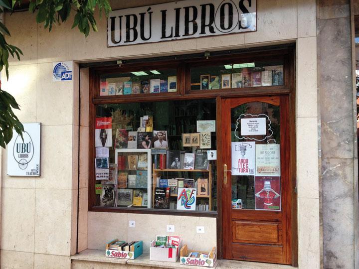 Librería Ubú