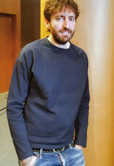 Daniel Sánchez Arévalo. © Ricardo Martín