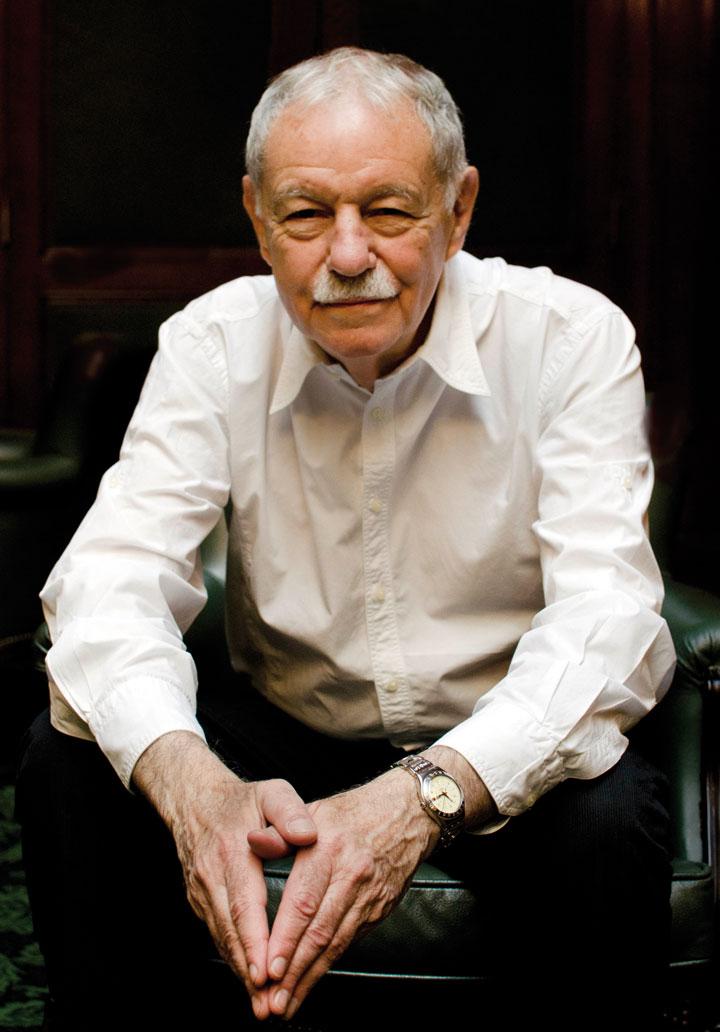 Eduardo Mendoza. © Ricardo Martín