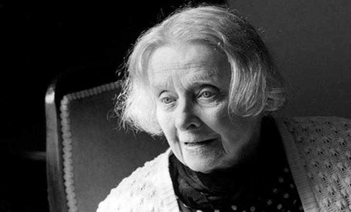 Elizabeth Jenkins. © Nigel Sutton-Lebrecht