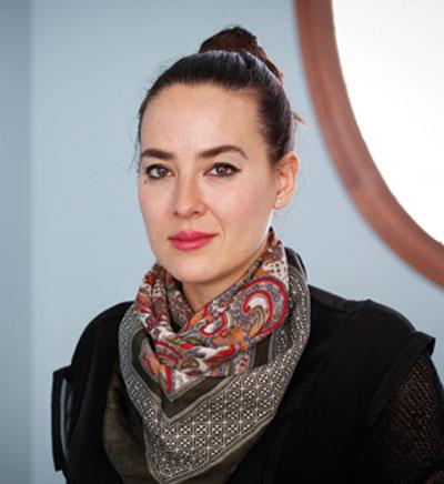 Marina Perezagua. © Julia Córdoba
