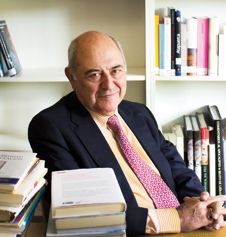 José Antonio Marina. © Ricardo Martín