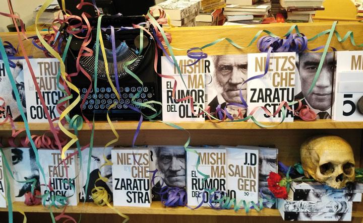 Librería Áncora