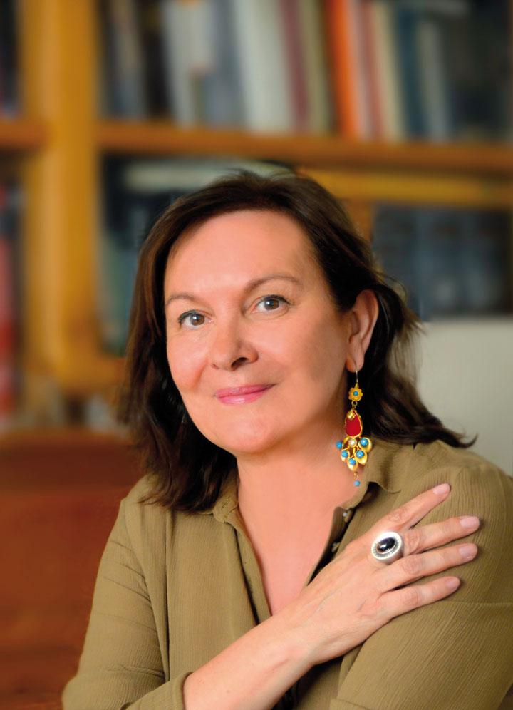Clara Sánchez. © Ricardo Martín