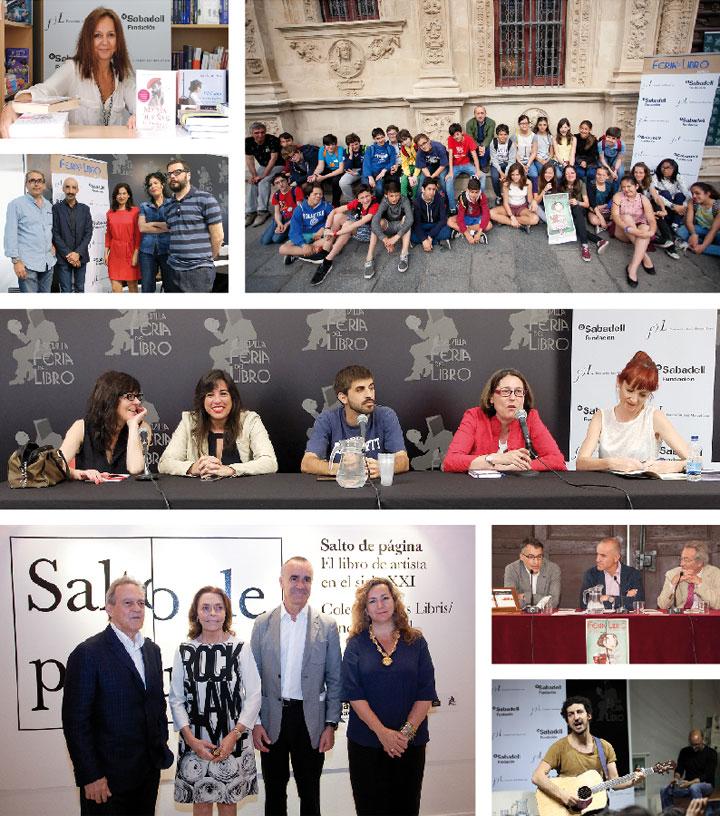 Feria del Libro de Sevilla 2016