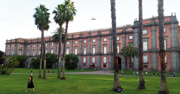 Palacio de Capodimonte. © Ricardo Martín