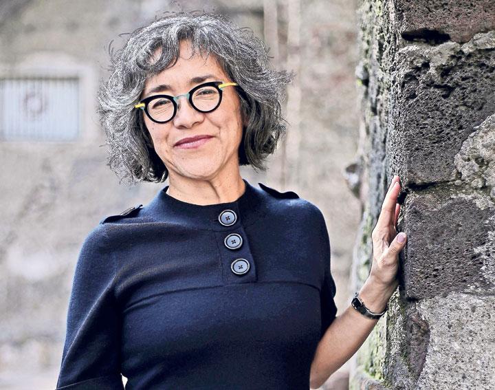 Cristina Rivera Garza. © Alejandro Acosta