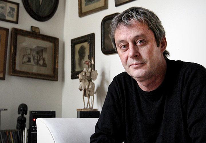 Federico Jeanmaire. © Fernanda Corbani