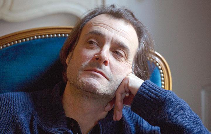Frédéric Boyer. © Helene Bamberger