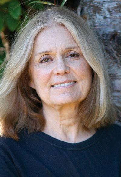 Gloria Steinem. © Tom Marks