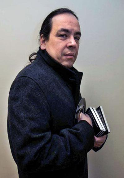 Juan Carlos Méndez Guédez. © Miguel Lizana