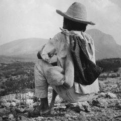 Campesino de Cardonal, 1959. © Herederos de Juan Rulfo
