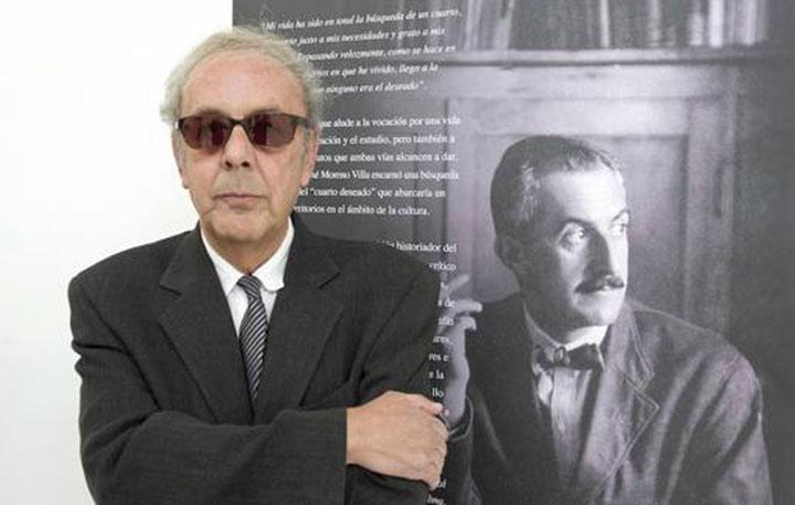 Antonio Jiménez Millán. © Alfredo Aguilar