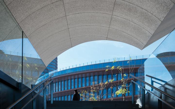 Guillermo Vázquez Consuegra ha sido el autor de la adaptación del edificio al uso museístico.