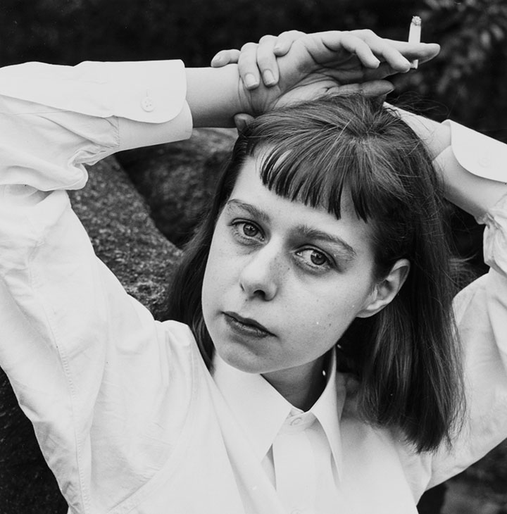 Carson McCullers. © Louise Dahl-Wolfe