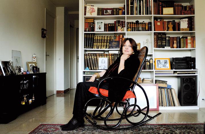 Cristina Fernández Cubas. © Iván Giménez