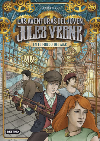 La aventuras del joven Jules Verne. En el fondo del mar