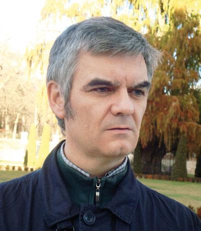 Javier Sáez de Ibarra. © Viviana Paletta