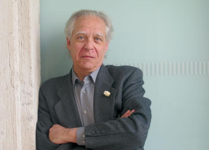 Guillermo Carnero. © María Garrido de la Cruz