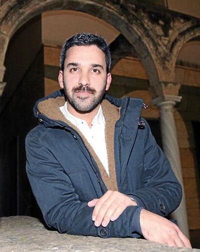 Javier Vela. © Sánchez Moreno