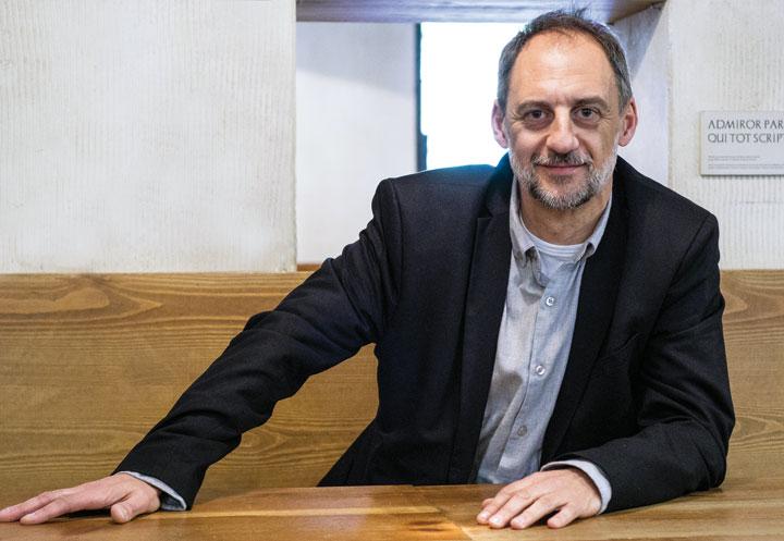 Antonio Orejudo. © Ricardo Martín