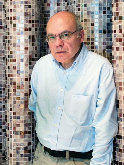 Justo Navarro. © Ricardo Martín