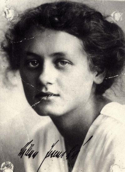 Milena Jesenská. © Archiv K. Wagenbach / AKG-Images / Album