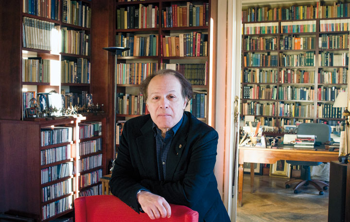 Javier Marías. © Ricardo Martín