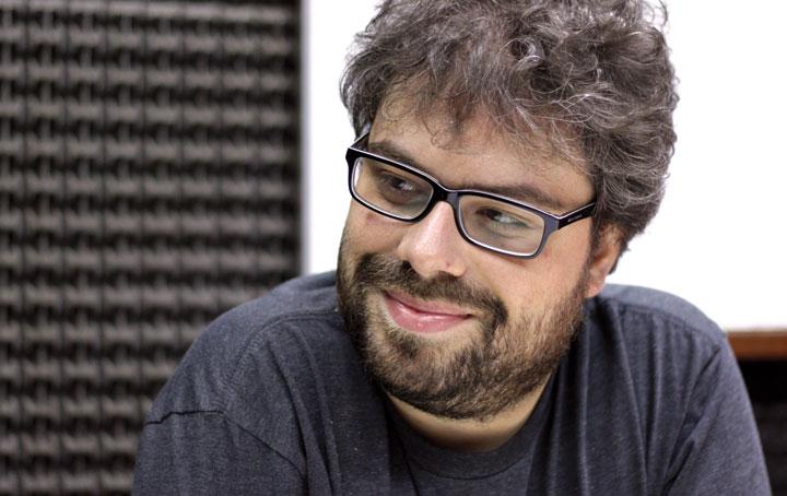 Sergio del Molino. © Magdalena Siedlecki