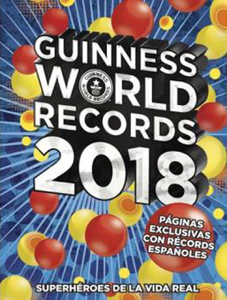 Guiness World Records 2018