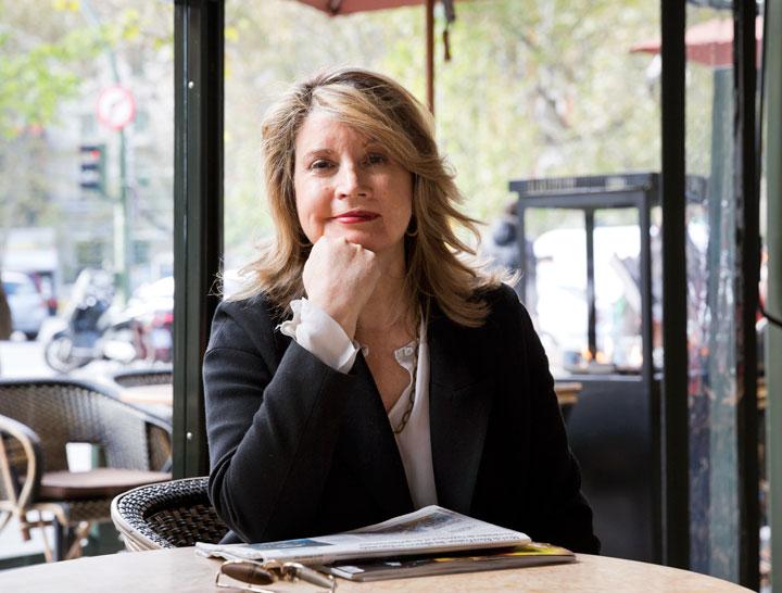 Mercedes Monmany. © Adrián Vázquez