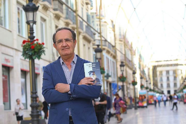 Manuel Alberca. © Álvaro Cabrera