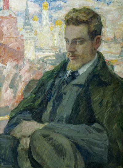 'Rilke en Moscú'. Retrato de Leonid Pasternak