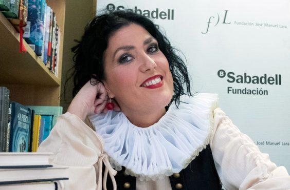 Eva Díaz Pérez. © Luis Serrano