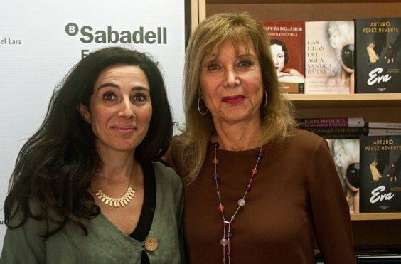 Cristina López Barrio y Pilar Eyre. © Luis Serrano