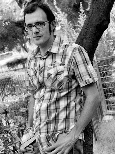 Isaac Rosa. © Ricardo Martín