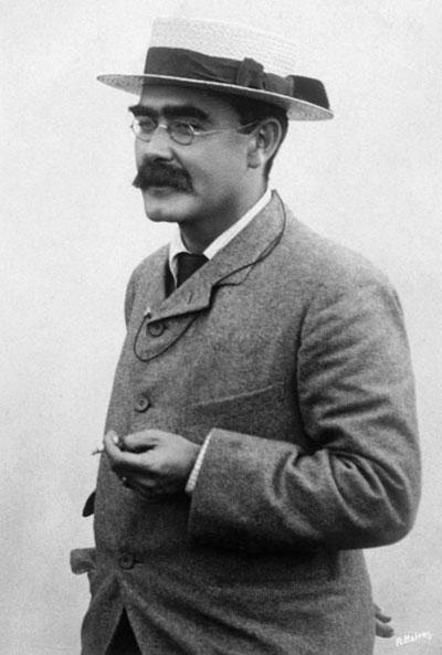 Rudyard Kipling. © R. Haines